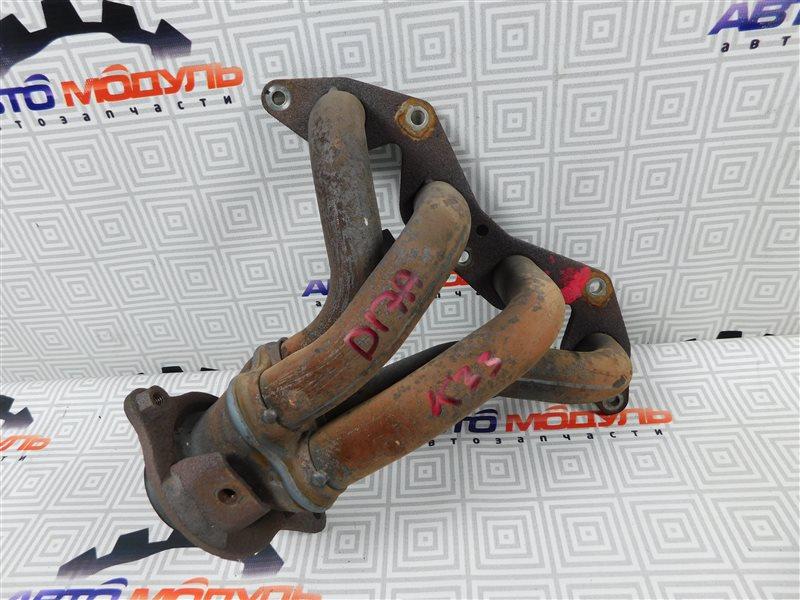 Коллектор выпускной Honda Stream RN1 D17A