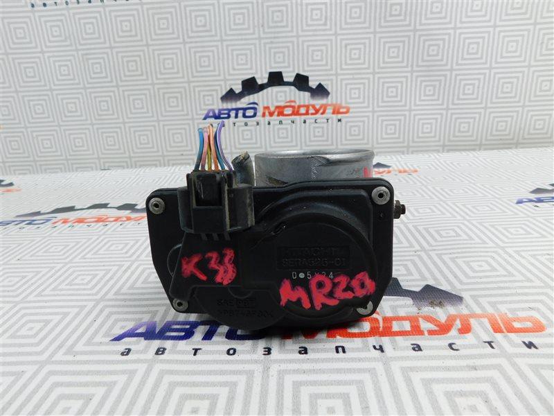 Дроссельная заслонка Nissan Bluebird Sylphy KG11 MR20-DE