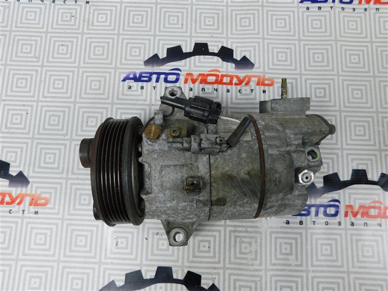 Компрессор кондиционера Nissan Bluebird Sylphy KG11 MR20-DE