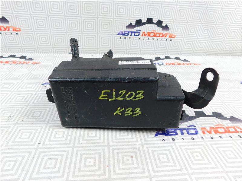 Блок предохранителей Subaru Forester SG5-098634 EJ203 2005