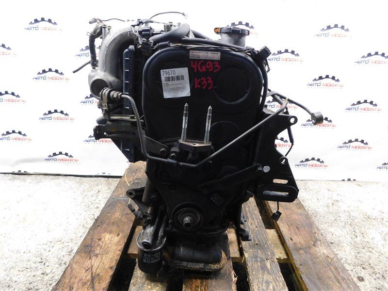 Двигатель Mitsubishi Legnum EA1A 4G93