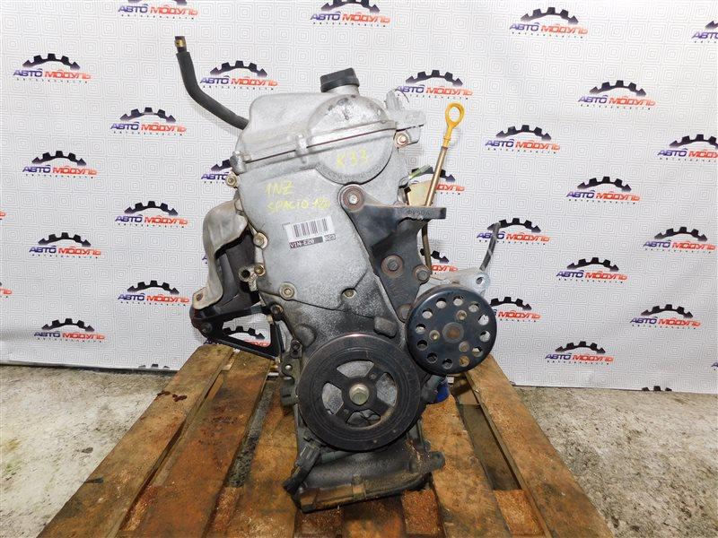 Двигатель Toyota Corolla Spacio NZE121 1NZ-FE