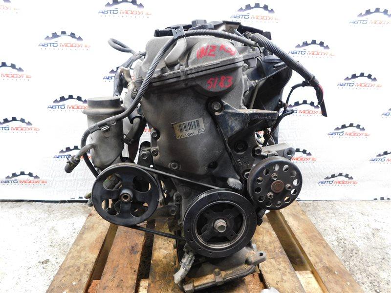 Двигатель Toyota Porte NNP11 1NZ-FE
