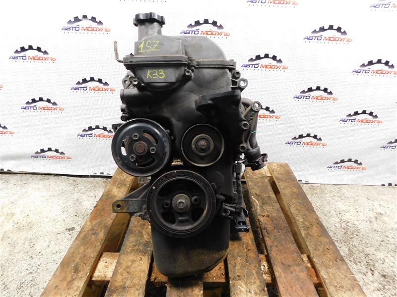 Двигатель Toyota Vitz SCP10 1SZ