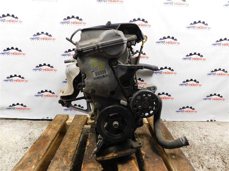Двигатель Toyota Corolla Fielder NZE121-0259451 1NZ-FE 2003