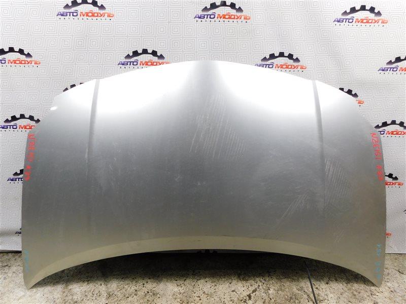 Капот Toyota Auris NZE151-1052312 1NZ-FE 2008