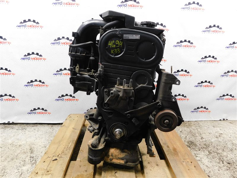 Двигатель Mitsubishi Dion CR6W 4G94