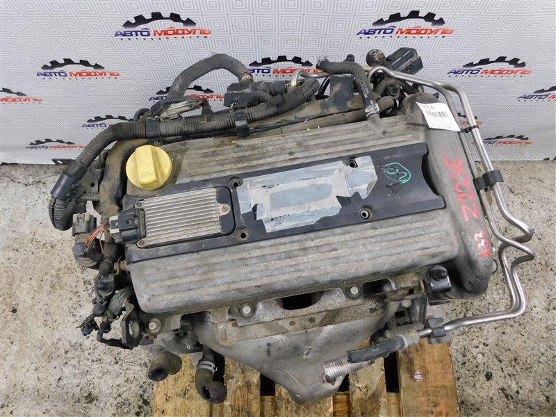 Двигатель Subaru Traviq XM220 Z22SE