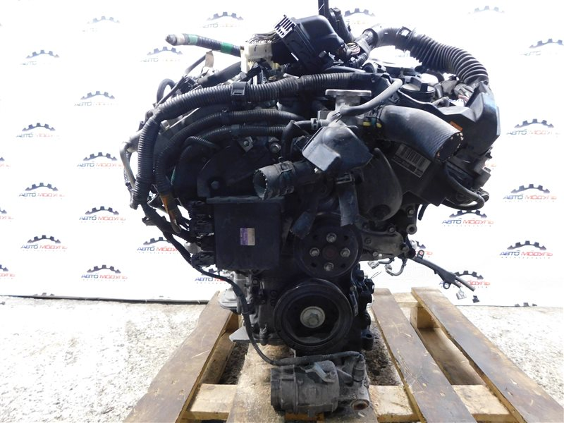 Двигатель Lexus Gs450H GWS191 2GR-FSE