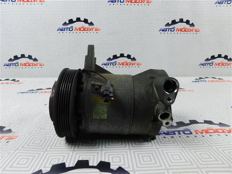 Компрессор кондиционера Nissan Teana J31 VQ23-DE