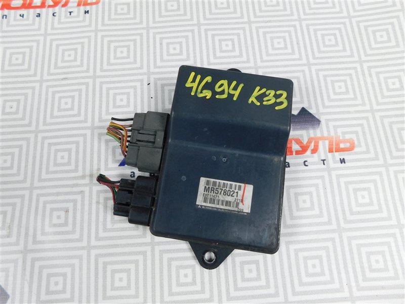 Блок управления форсунками Mitsubishi Dion CR5W 4G93