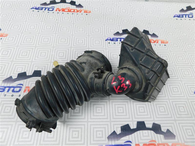 Патрубок воздушн.фильтра Mazda Axela BK3P L3-VE