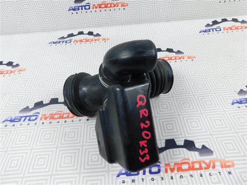 Патрубок воздушн.фильтра Nissan Primera TP12 QR20-DE