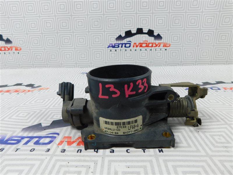 Дроссельная заслонка Mazda Axela BK3P L3-VE