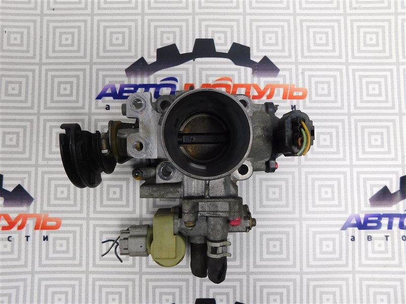 Дроссельная заслонка Toyota Sprinter AE110-7010805 5A-FE 1996