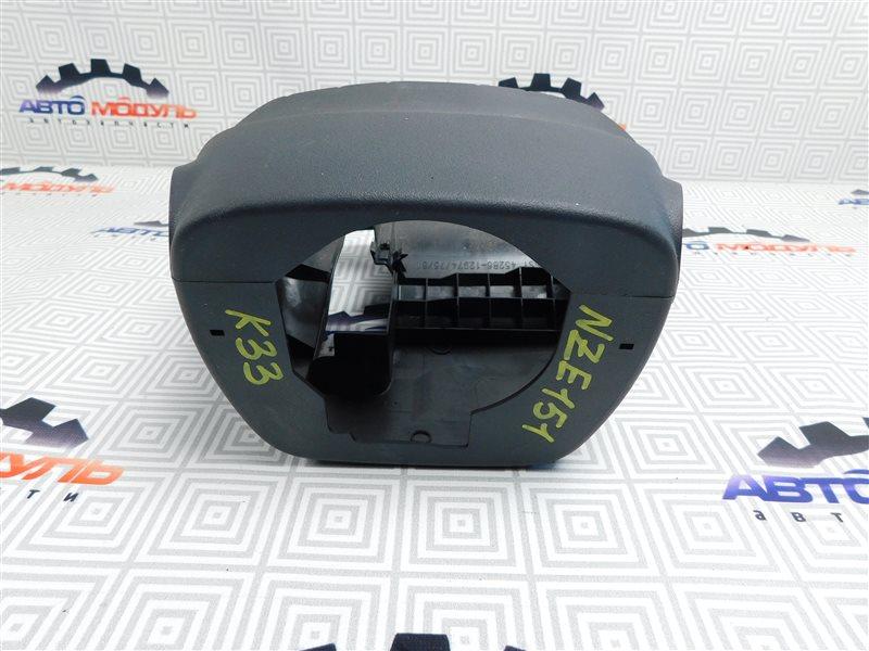 Кожух рулевой колонки Toyota Auris NZE151-1052312 1NZ-FE 2008