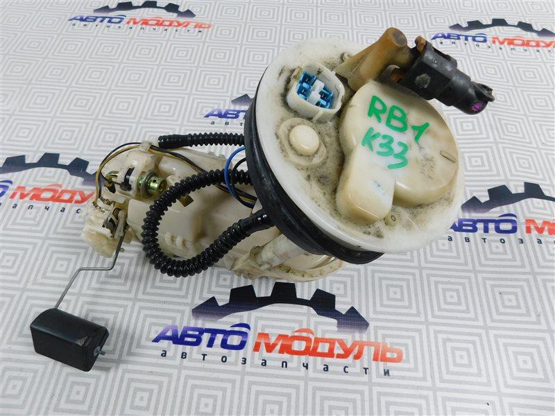 Топливный насос Honda Odyssey RB1 K24A