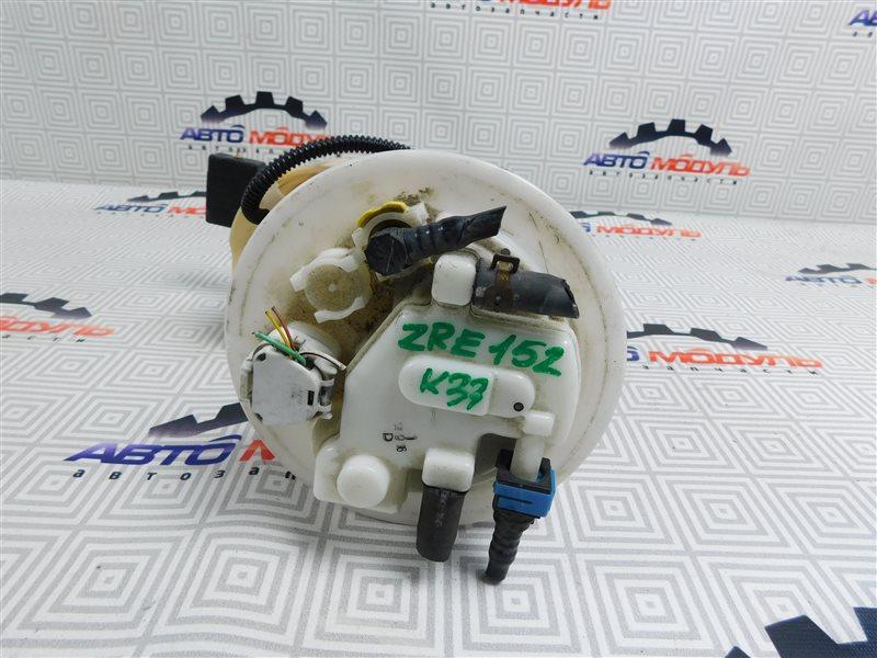 Топливный насос Toyota Auris ZRE152 2ZR