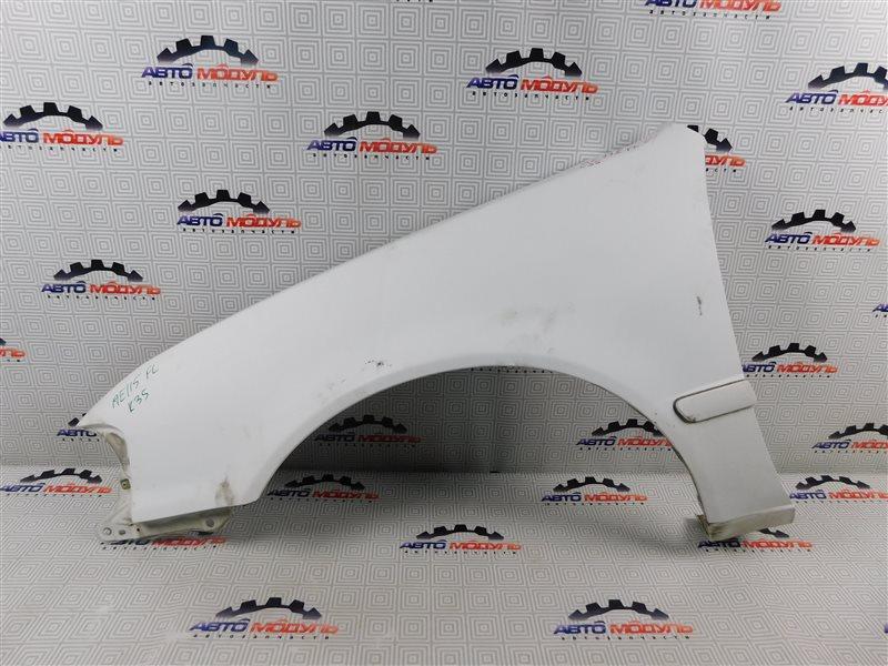 Крыло Toyota Sprinter Carib AE115-0063529 7A-FE 2000 переднее левое