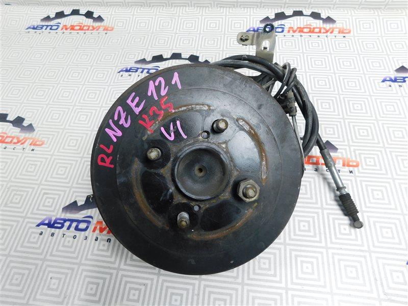Барабан тормозной Toyota Allex NZE121-0388102 1NZ-FE 2006 задний