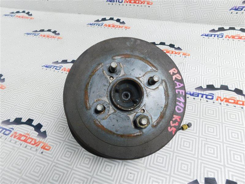 Барабан тормозной Toyota Sprinter AE110-7001222 5A-FE 1995 задний