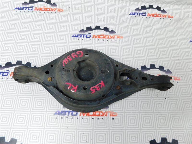 Рычаг Mazda Atenza GY3W-111343 L3 2003 задний левый нижний