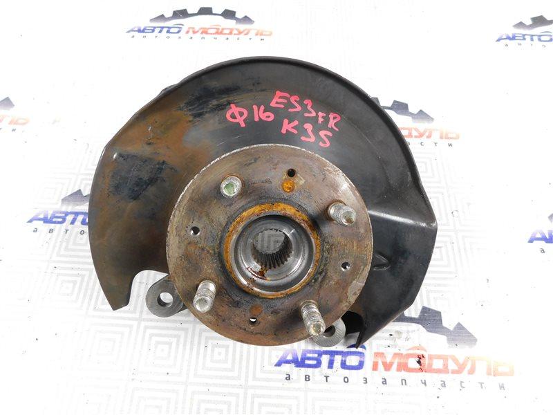 Ступица Honda Civic Ferio ES3-1400878 D17A 2004 передняя правая