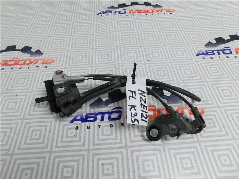Датчик abs Toyota Allex NZE121-0388102 1NZ-FE 2006 передний левый