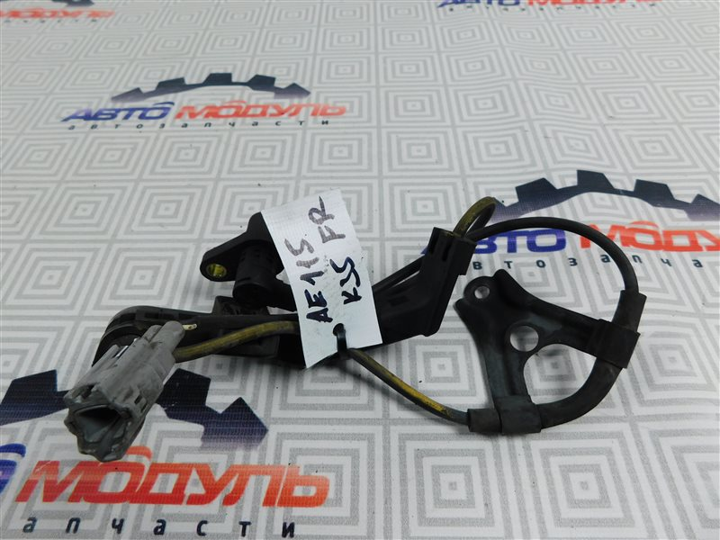 Датчик abs Toyota Sprinter Carib AE115-0063529 7A-FE 2000 передний правый