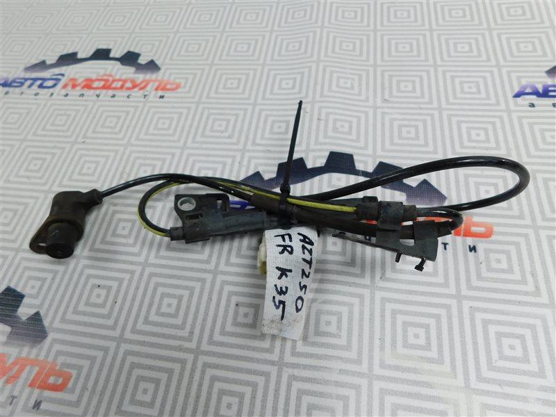 Датчик abs Toyota Avensis AZT250-0040599 1AZ-FSE 2007 передний правый