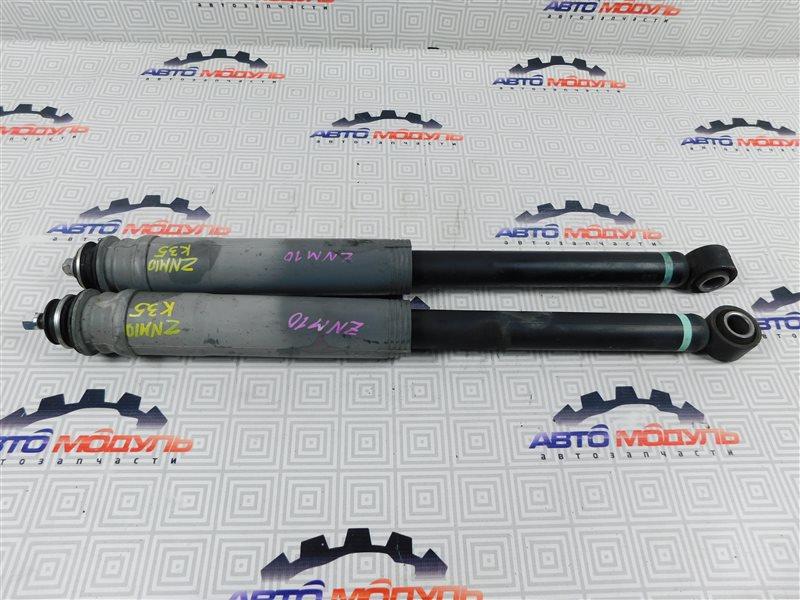 Амортизатор Toyota Isis ZNM10-0030443 1ZZ-FE 2006 задний