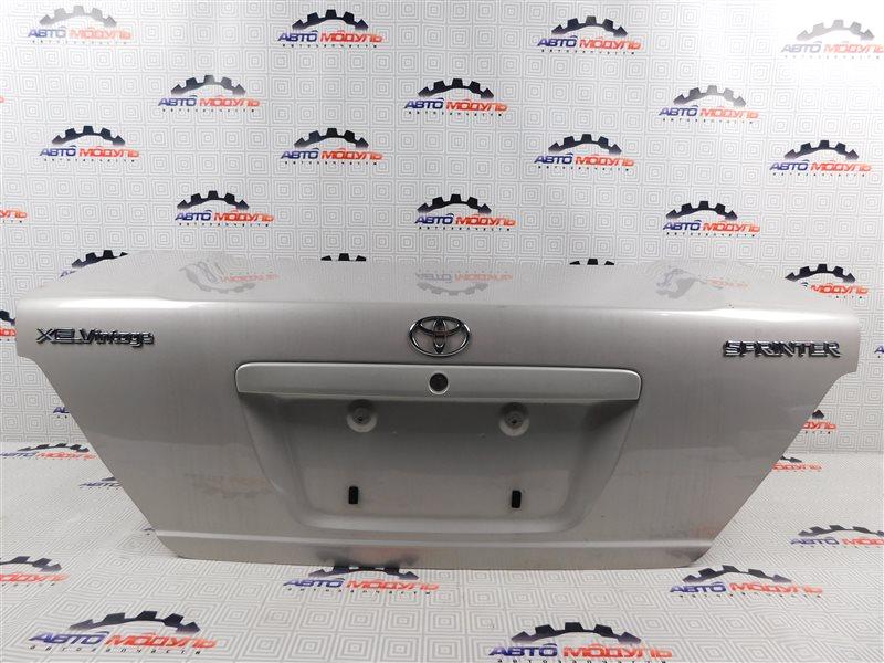Крышка багажника Toyota Sprinter AE110-7001222 5A-FE 1995 задняя