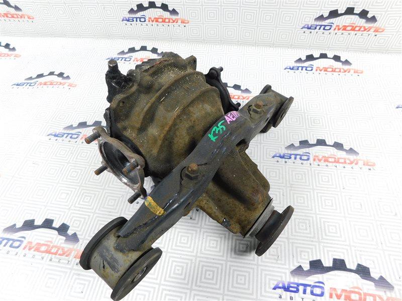 Редуктор Toyota Sprinter Carib AE115-0063529 7A-FE 2000 задний