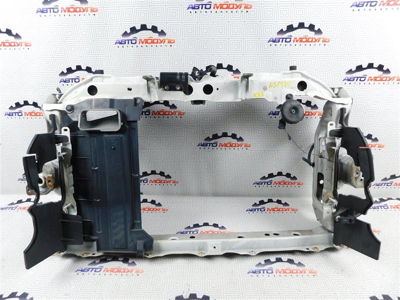 Телевизор Toyota Vitz NSP130-2064093 1NR-FE 2012