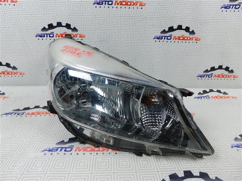 Фара Toyota Vitz NSP130-2064093 1NR-FE 2012 правая