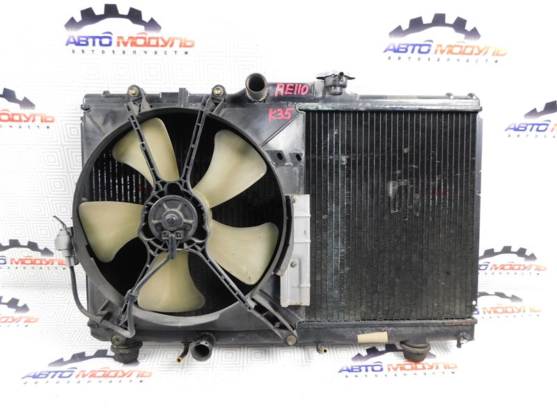 Радиатор основной Toyota Sprinter AE110-7001222 5A-FE 1995