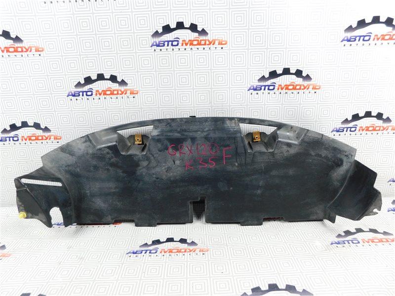 Защита бампера Toyota Mark X GRX120-0065014 4GR-FSE 2006 передняя