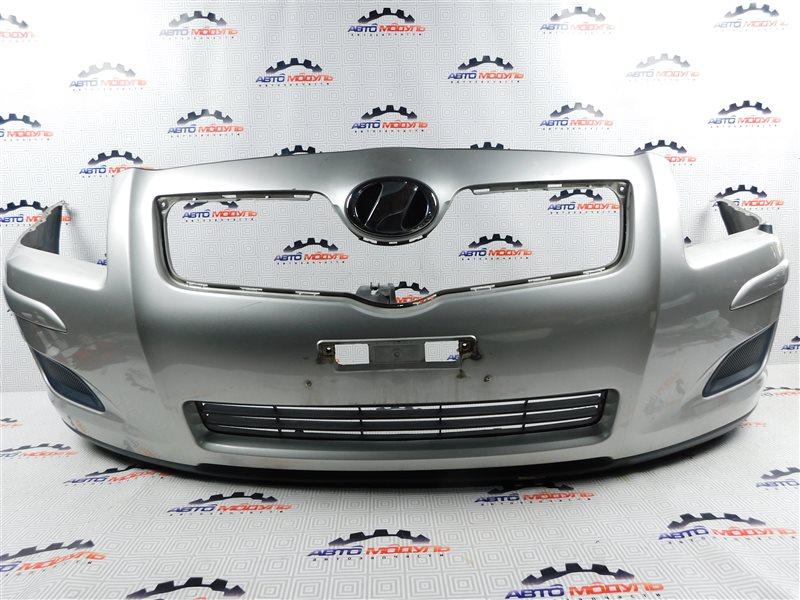Бампер Toyota Avensis AZT250-0040599 1AZ-FSE 2007 передний