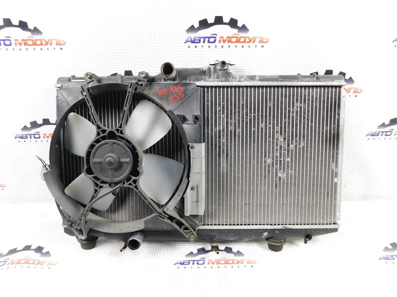 Радиатор основной Toyota Sprinter Carib AE115-0063529 7A-FE 2000