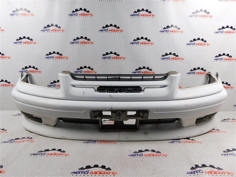 Бампер Toyota Sprinter Carib AE115-0063529 7A-FE 2000 передний