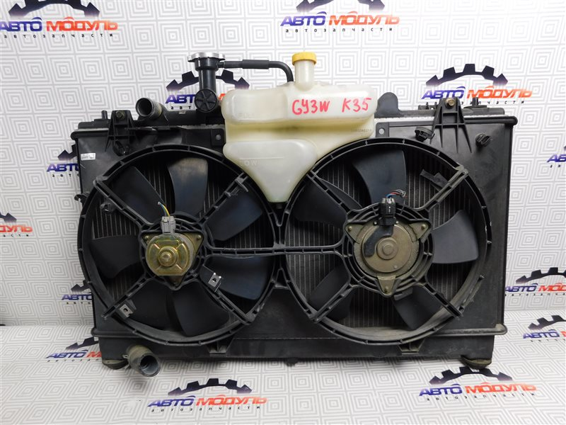 Радиатор основной Mazda Atenza GY3W-111343 L3 2003