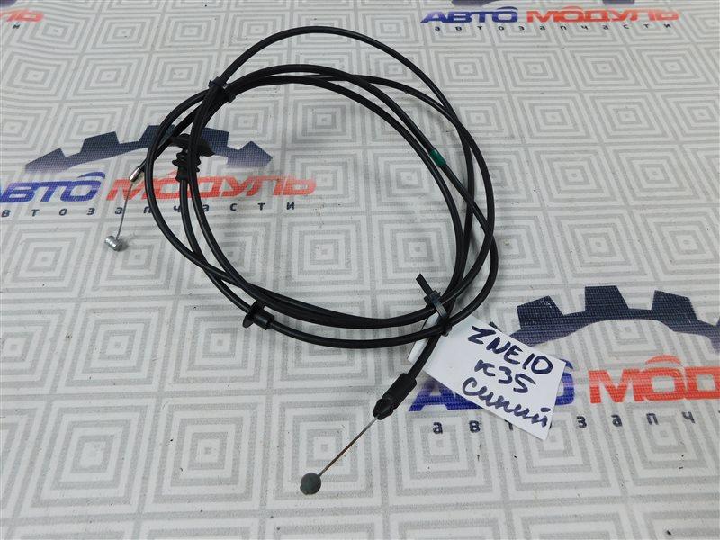 Трос капота Toyota Wish ZNE10-0402970 1ZZ-FE 2008