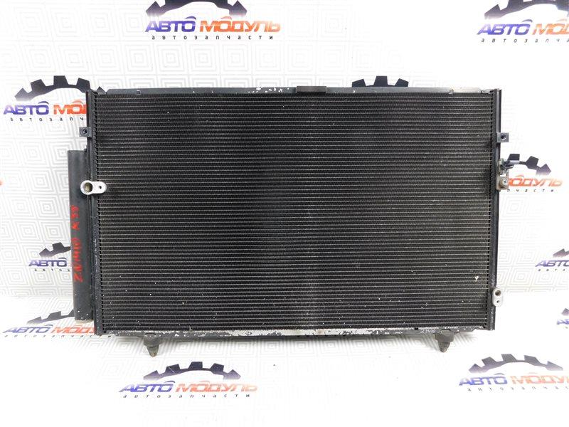 Радиатор кондиционера Toyota Isis ZNM10-0030443 1ZZ-FE 2006