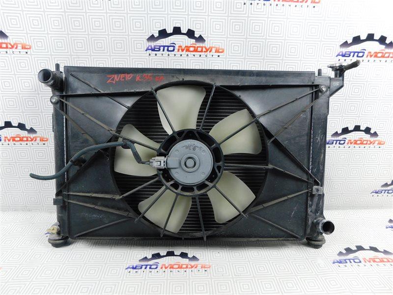 Радиатор основной Toyota Wish ZNE10-0301655 1ZZ-FE 2006