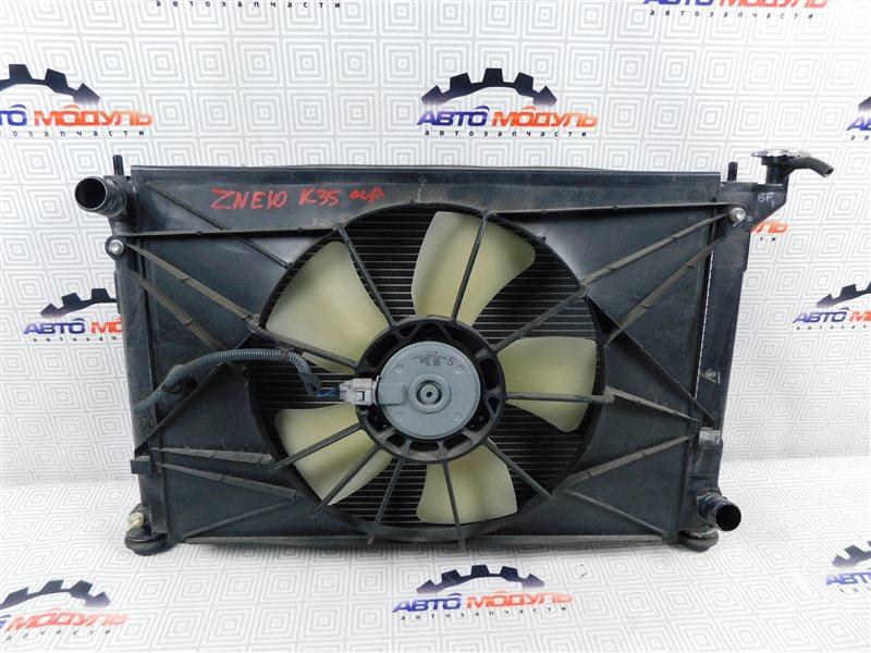 Радиатор основной Toyota Wish ZNE10-0188067 1ZZ-FE 2004