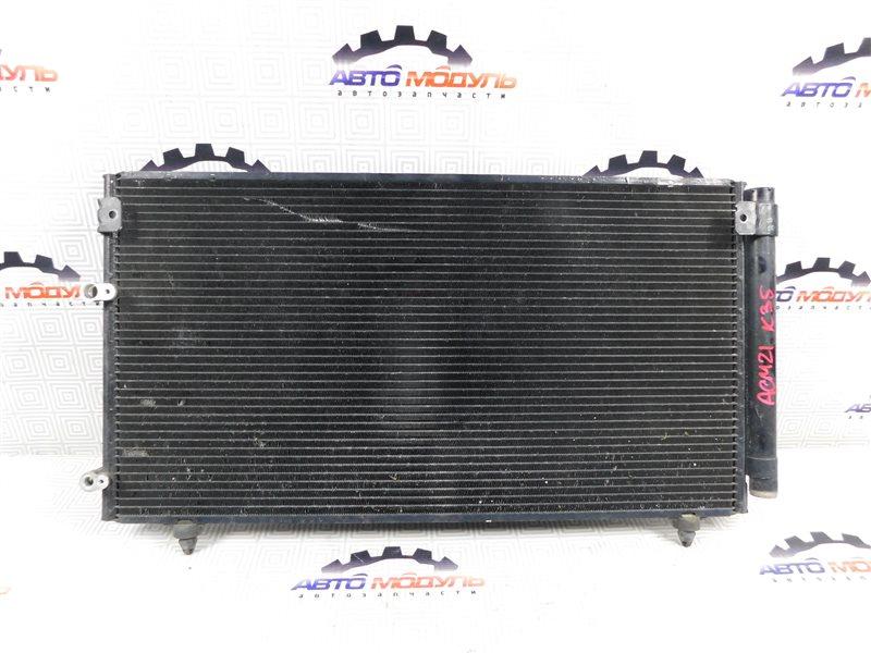 Радиатор кондиционера Toyota Ipsum ACM21-5072750 2AZ-FE 2003