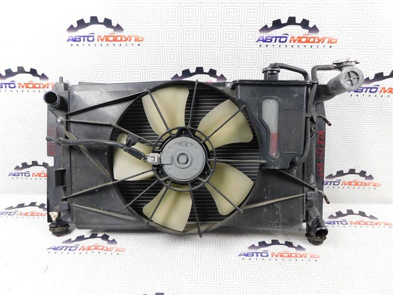 Радиатор основной Toyota Allex NZE121-0388102 1NZ-FE 2006