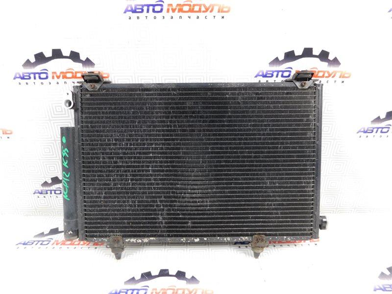 Радиатор кондиционера Toyota Platz NCP12-0041569 1NZ-FE 2000