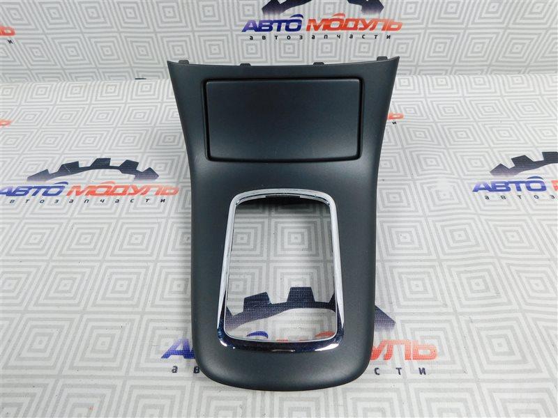 Консоль кпп Toyota Avensis AZT250-0040599 1AZ-FSE 2007