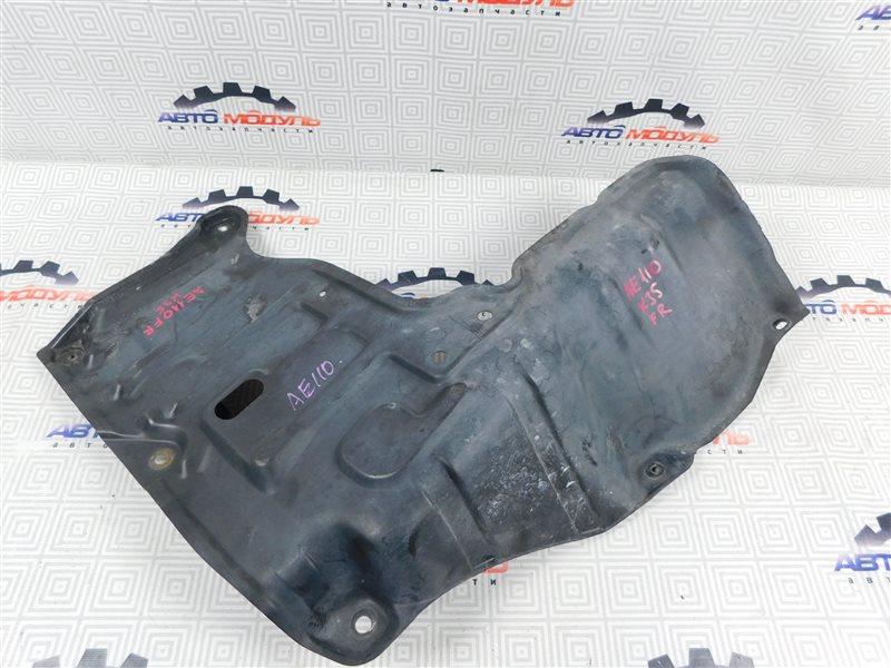 Защита двигателя Toyota Sprinter AE110-7001222 5A-FE 1995 передняя правая